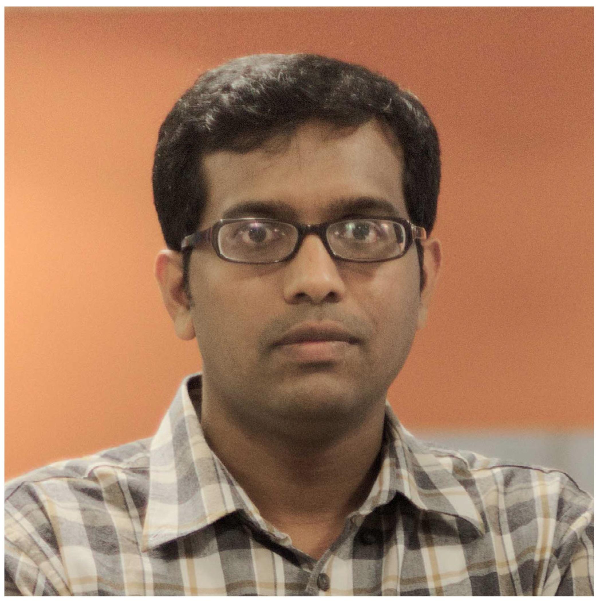 Harish Dharmangadan